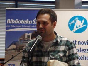 Mateusz Przybyła, laureát speciální ceny města Katovic